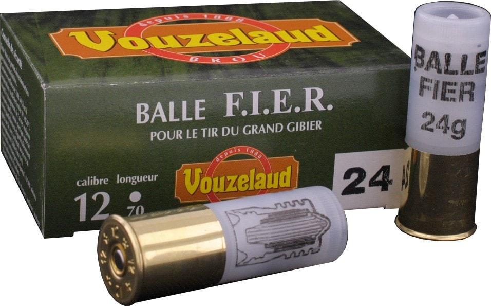 Balle C.12 FIER 24