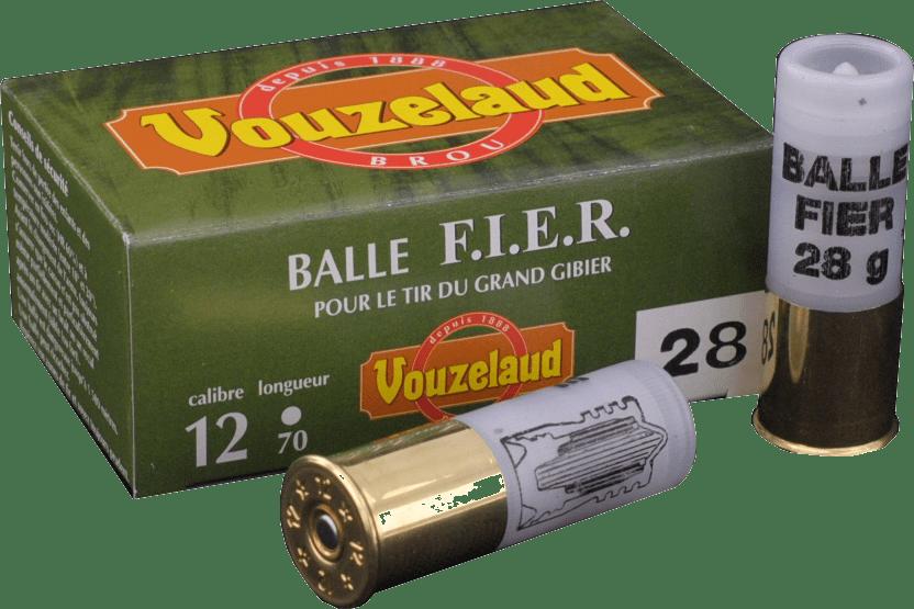 Balle C.12 FIER 28