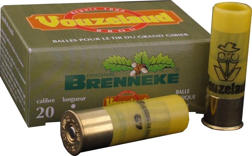Balle C.20 Brenneke Classique