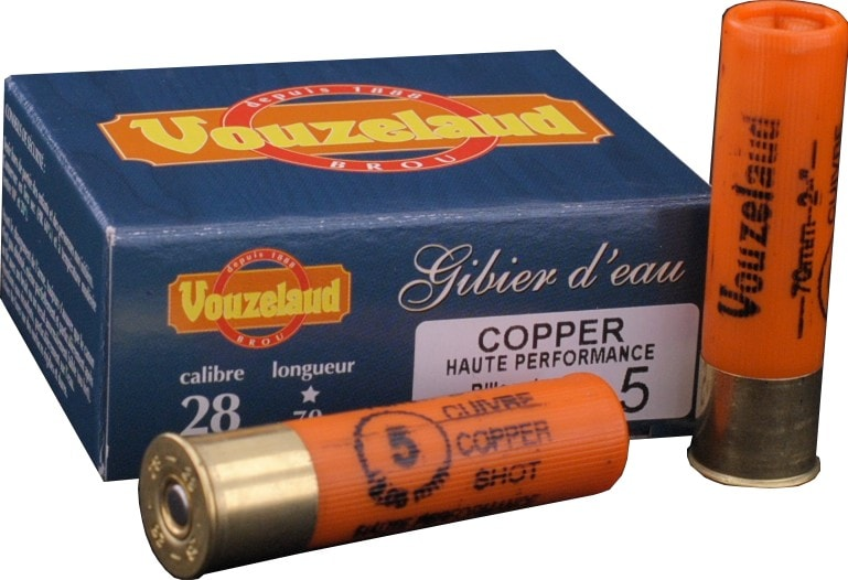 C.28 Chasse Copper n°5