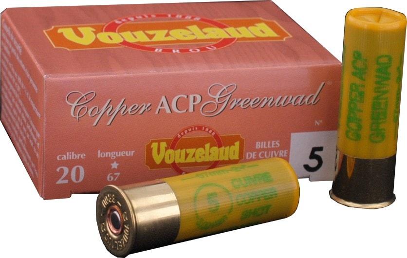 C.20 Copper ACP Greenwad n° 5
