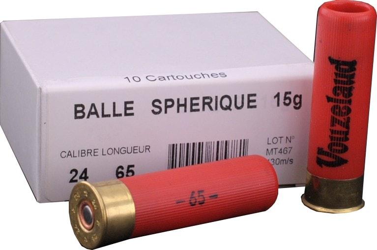 C.24 Balle sphérique