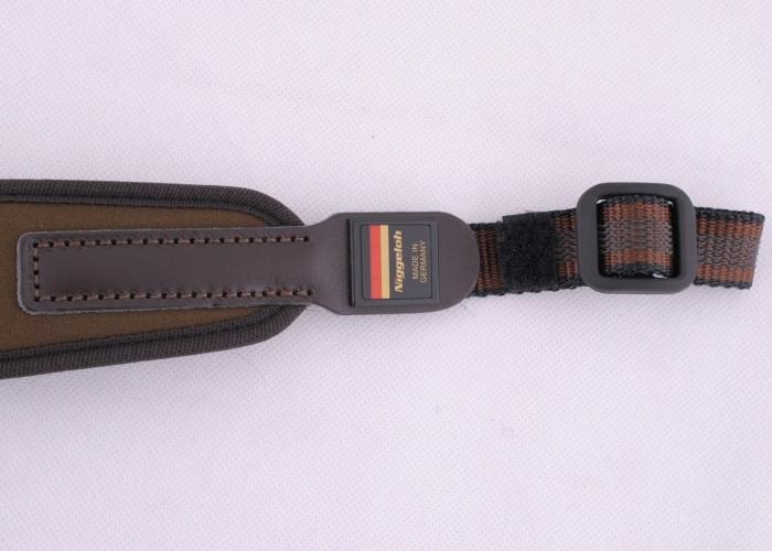 Bretelle carabine - coloris marron -