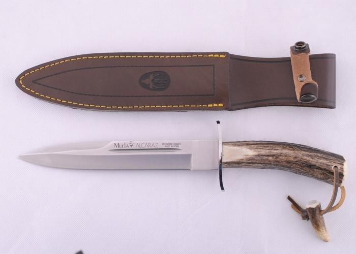 Couteau Muela Alcaraz lame 19cm