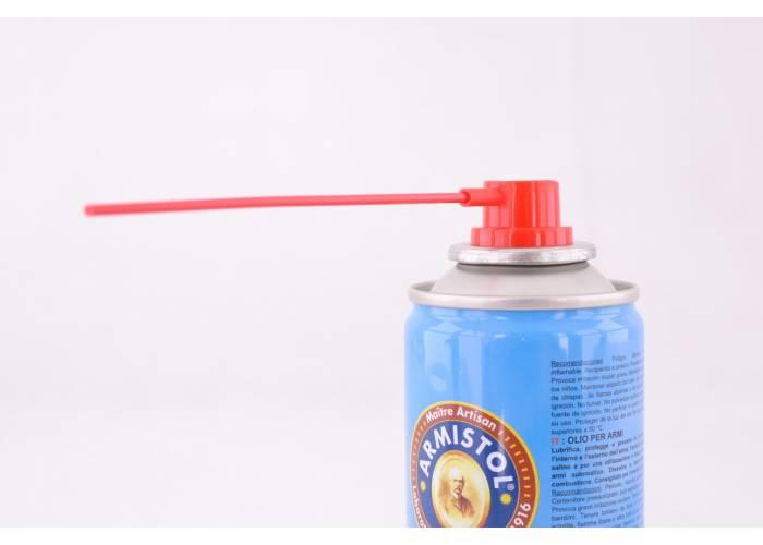 Bombe d'huile Armistol 200ml