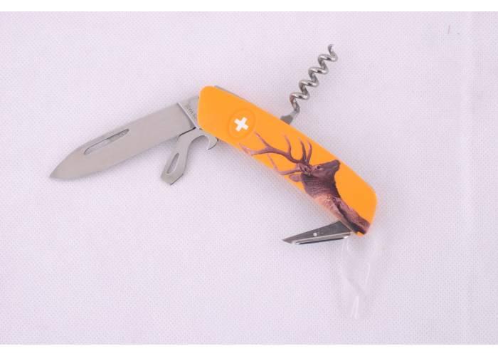 Couteau Suisse Swiza lame 7,5cm